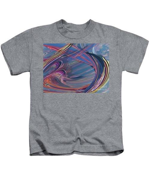 Contrail Party Kids T-Shirt