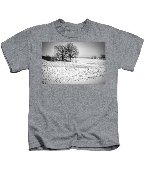 Corn Snow Kids T-Shirt