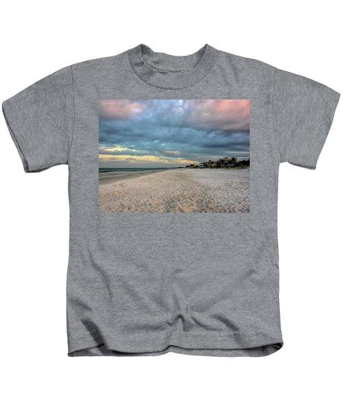Cotton Candy Sky Kids T-Shirt