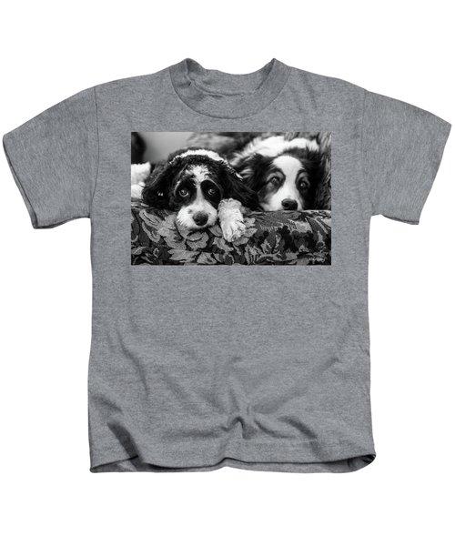 Couch Potatoes Kids T-Shirt