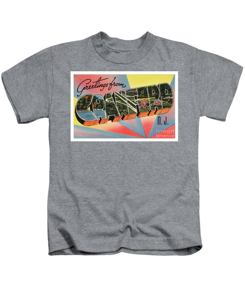 Cranford Greetings Kids T-Shirt
