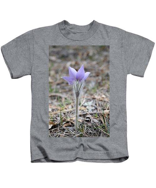 Crocus Detail Kids T-Shirt