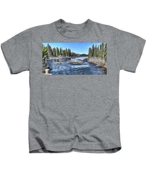 Crooked River Kids T-Shirt