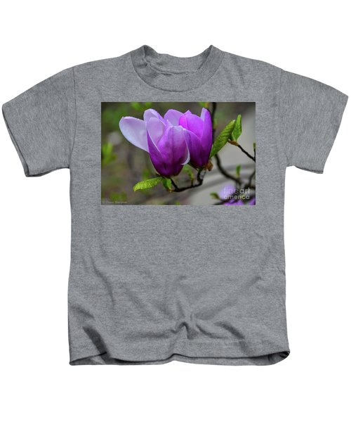 Cuddling In Spring Kids T-Shirt