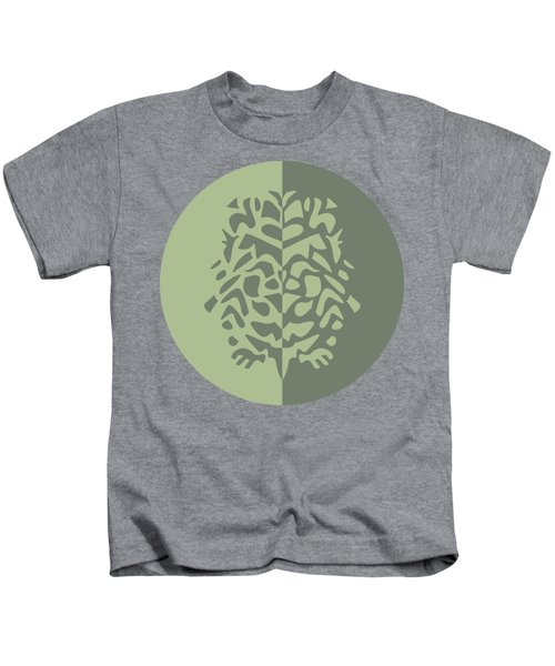 Curves And Movements Kids T-Shirt