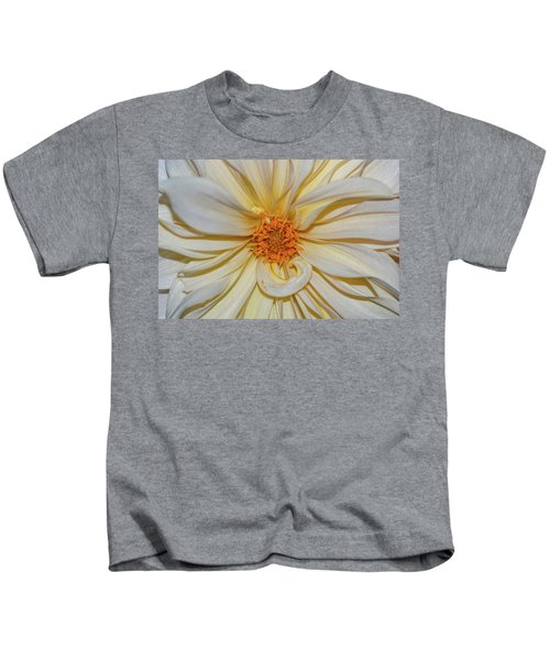 Dahlia Summertime Beauty Kids T-Shirt