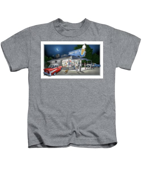 Dairy Queen Kids T-Shirt