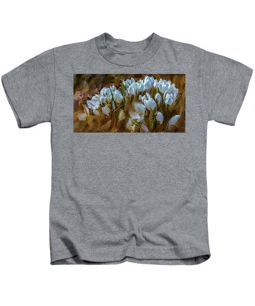 Dance In White #i6 Kids T-Shirt