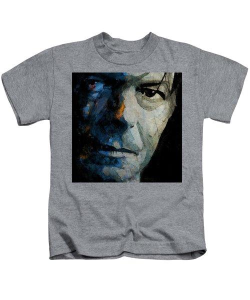 David Bowie _ Chameleon Kids T-Shirt