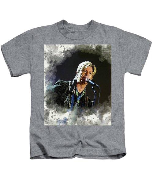 David Bowie #3 Kids T-Shirt