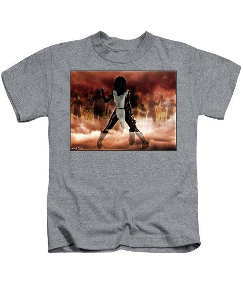 Deathstalker Vs Evil Dead Kids T-Shirt
