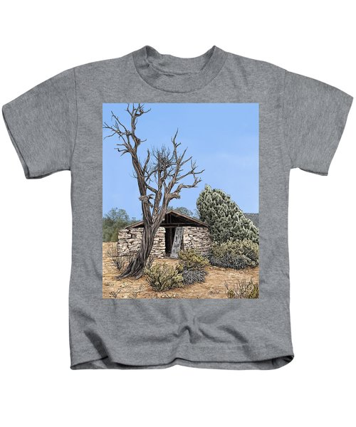 Decay Of Calamity The Half Life Of A Dream Kids T-Shirt