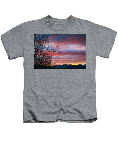 December Dawn Kids T-Shirt