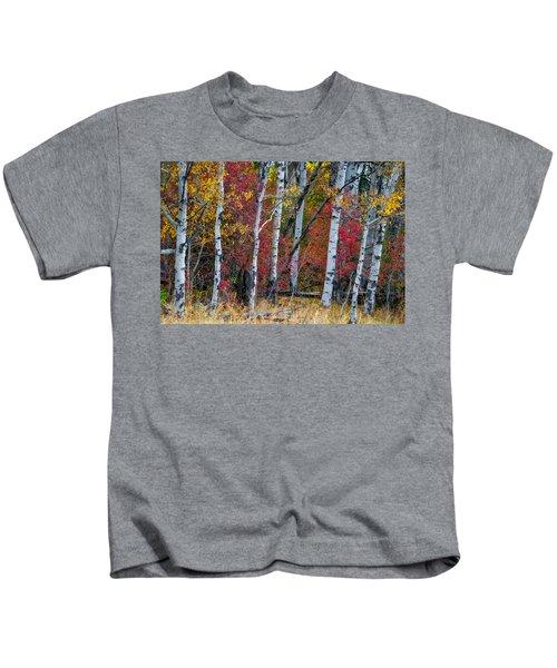 Deep Aspens Kids T-Shirt
