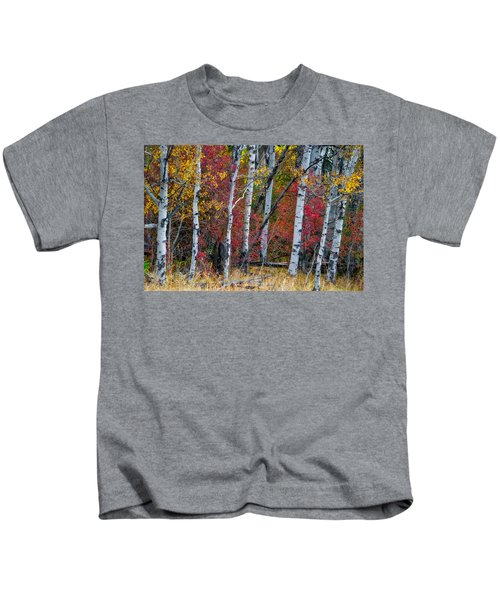 Deep Aspens Kids T-Shirt
