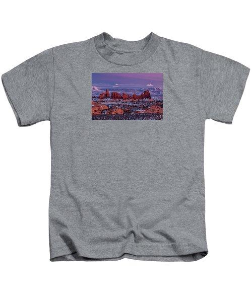 Desert Beauty 3 Kids T-Shirt