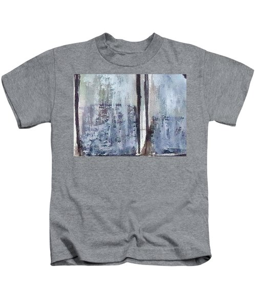 Digital Abstract N13. Kids T-Shirt