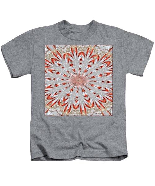 Digitalized Cardinal Kids T-Shirt