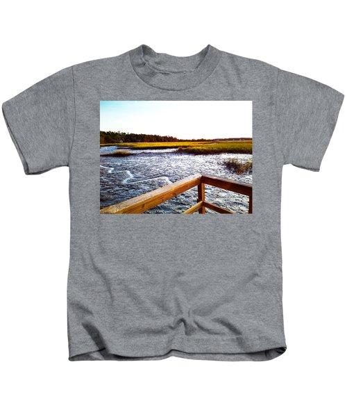 Dock Point Kids T-Shirt