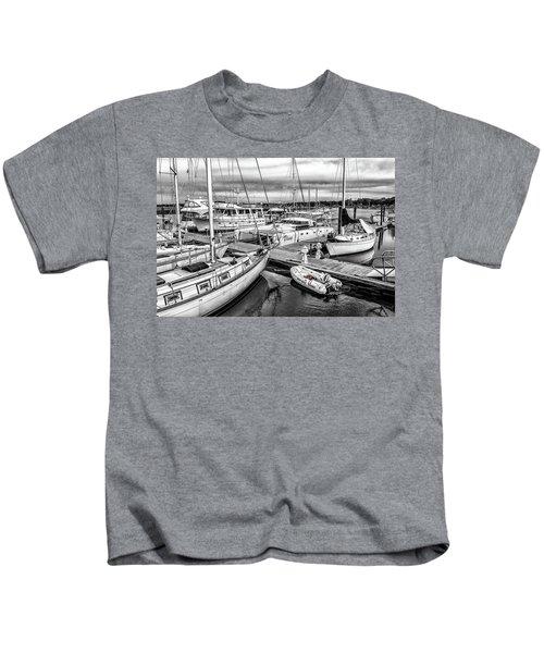 Docked Up Kids T-Shirt