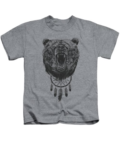 Don't Wake The Bear Kids T-Shirt