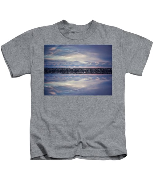 Double Exposure 2 Kids T-Shirt