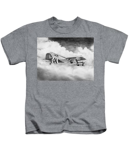 Douglas C-47 Kids T-Shirt