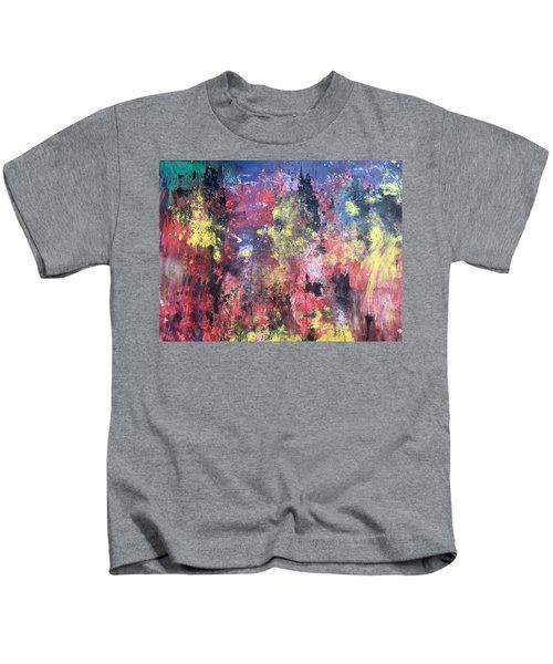 Downtown Sac Kids T-Shirt