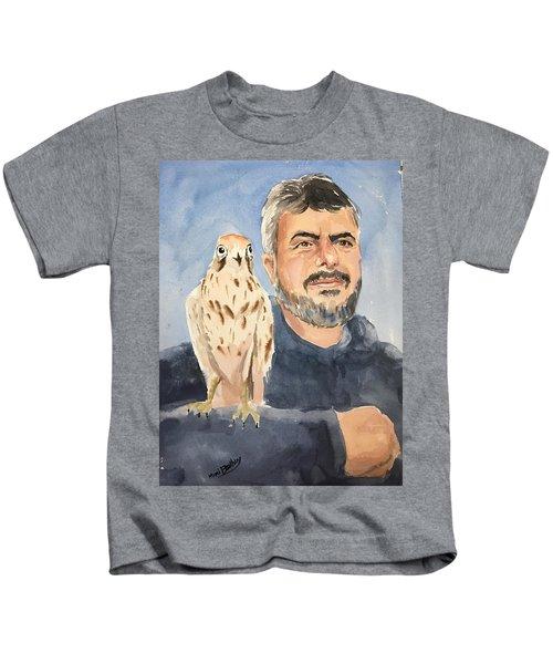 Dr Yoossef And Hawk Kids T-Shirt
