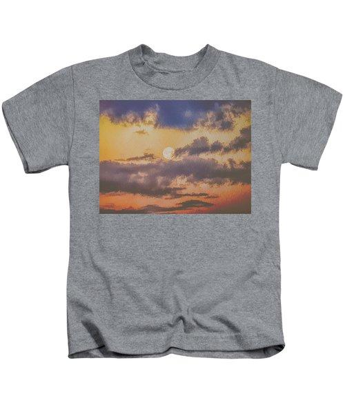 Dreamy Moon Kids T-Shirt