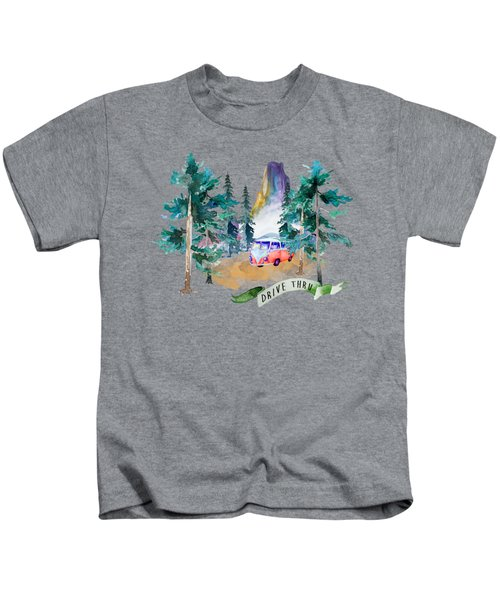 Drive Thru Kids T-Shirt