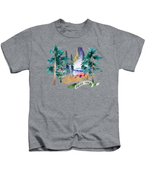 Drive Thru Kids T-Shirt
