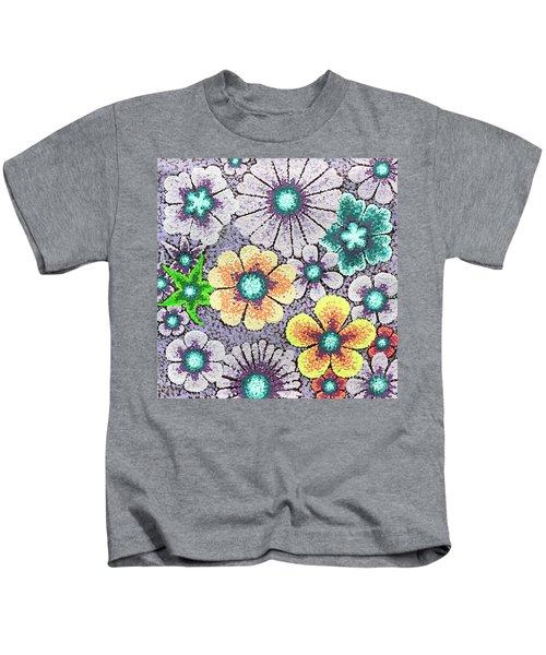 Efflorescent 11 Kids T-Shirt