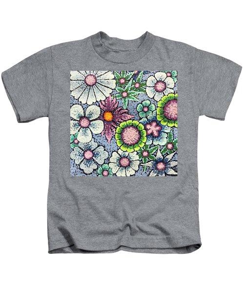 Efflorescent 8 Kids T-Shirt