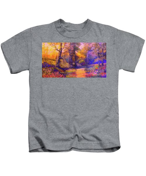 Enchanted Prayer Kids T-Shirt