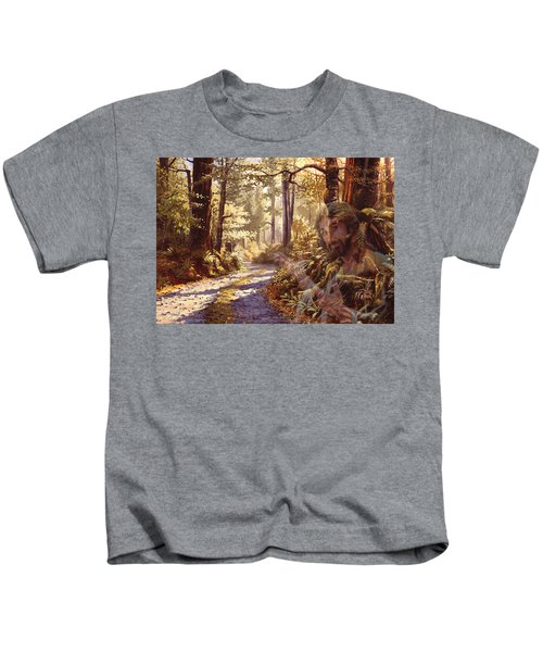 Explore With Me Kids T-Shirt