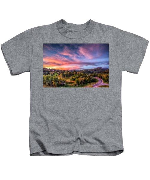 Fairytale Morning Kids T-Shirt