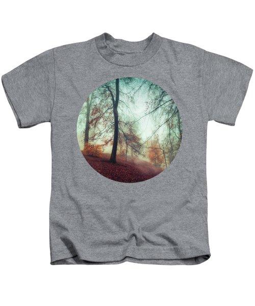 Fall Feeling Kids T-Shirt