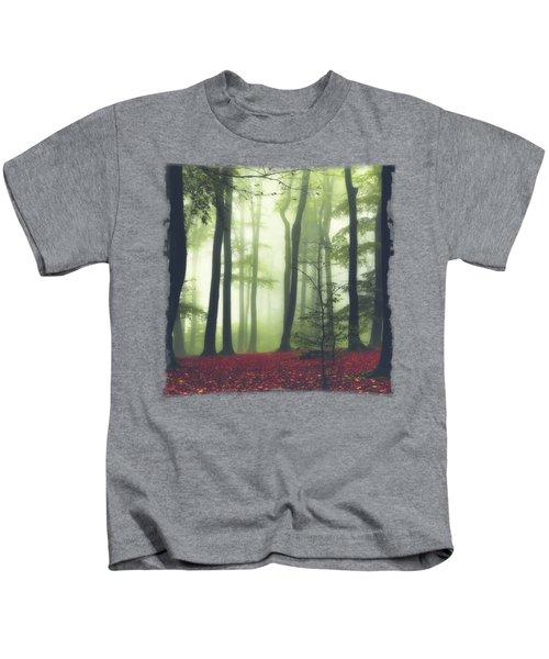 Fall Haze Kids T-Shirt