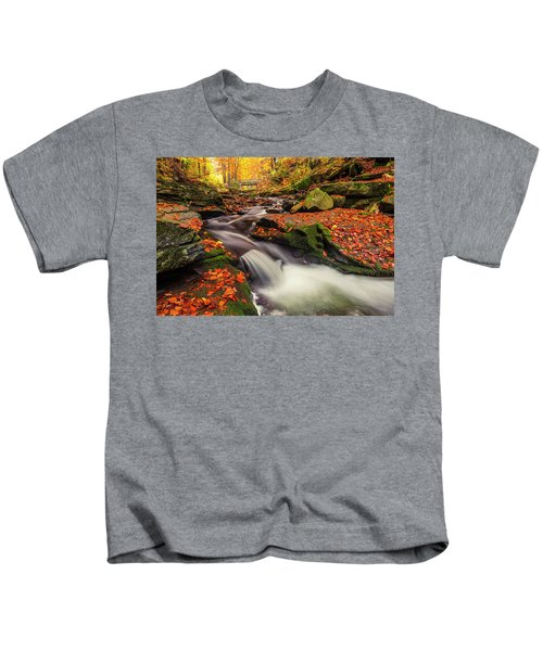 Fall Power Kids T-Shirt