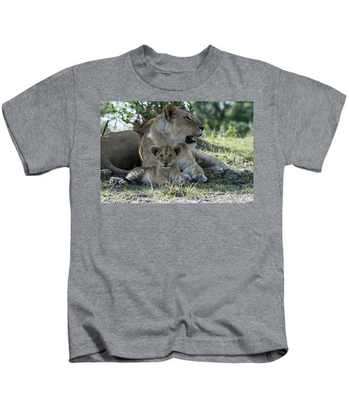 Family Time Kids T-Shirt