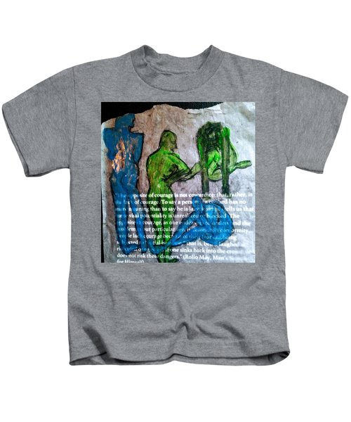 Fear Of The Inexplicable Kids T-Shirt