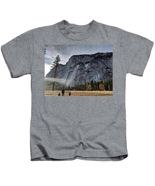 Feel Small Kids T-Shirt