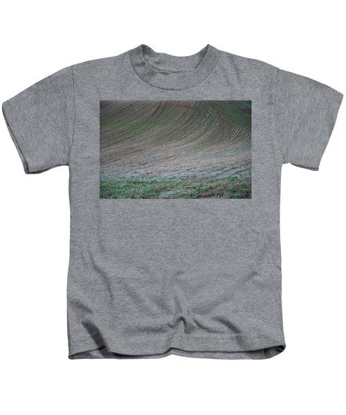 Field Patterns Kids T-Shirt