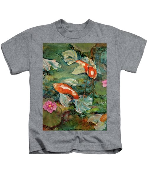 Fishy Tales Kids T-Shirt
