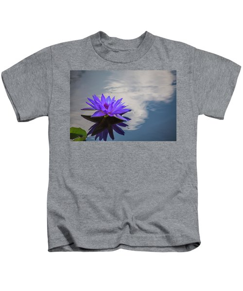 Floating On A Cloud Kids T-Shirt