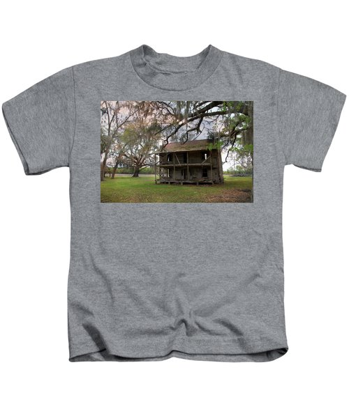 Florida Farmhouse Falls Apart Kids T-Shirt