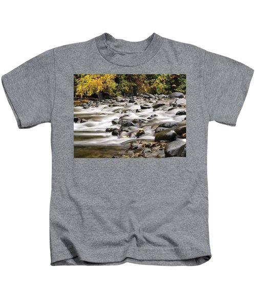 Flowing Molalla Kids T-Shirt