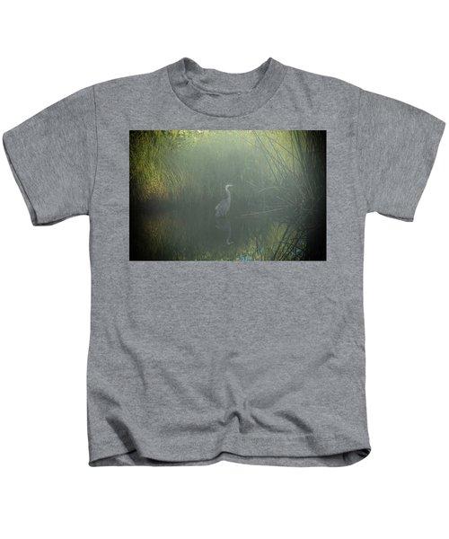 Foggy Morning Kids T-Shirt