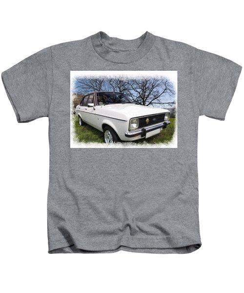 Ford Escort Kids T-Shirt